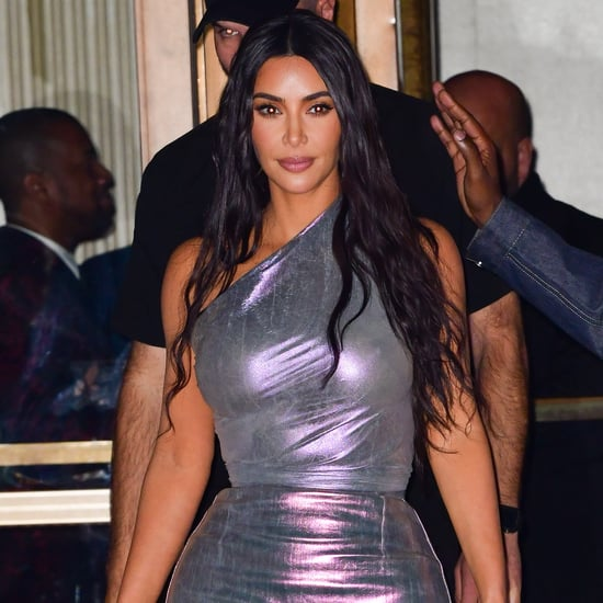 Kim Kardashian's Nude Nail Polish Colour