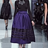 Christian Dior Runway 2012 Fall