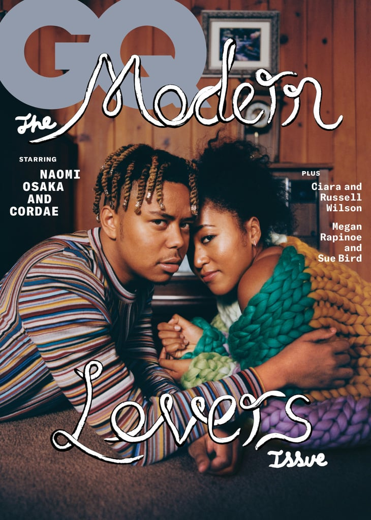 Naomi Osaka and Cordae's Quotes in GQ's Modern Lovers Issue