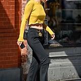 Selena's Slingback Pumps