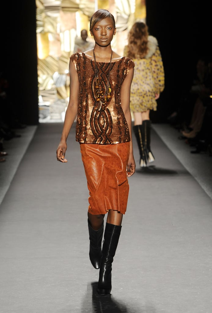 Tracy Reese Fall 2011
