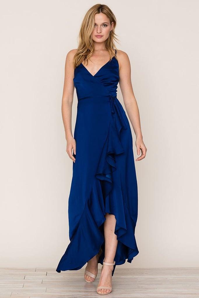 b3322b74d36e2 Yumi Kim Cross Roads Maxi | Meghan Markle's Antonio Berardi Dress ...