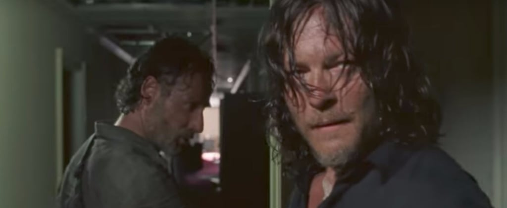The Walking Dead Dropped a Preview For ALL of Season 8, and It's a Doozy