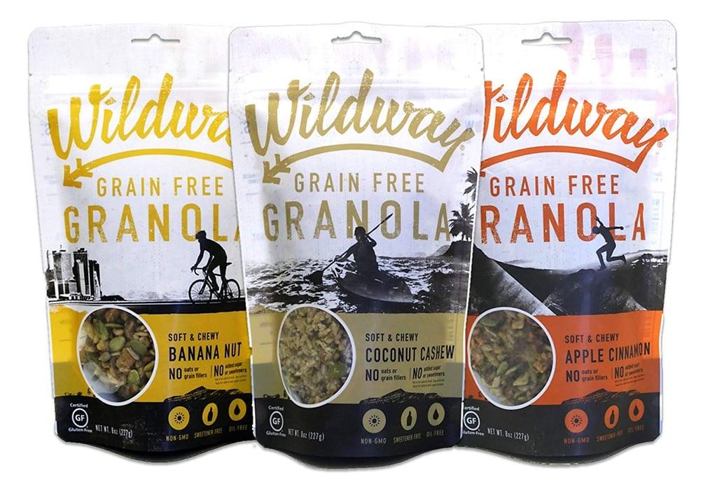 Wildway Gluten-free, Paleo, Grain-Free Granola