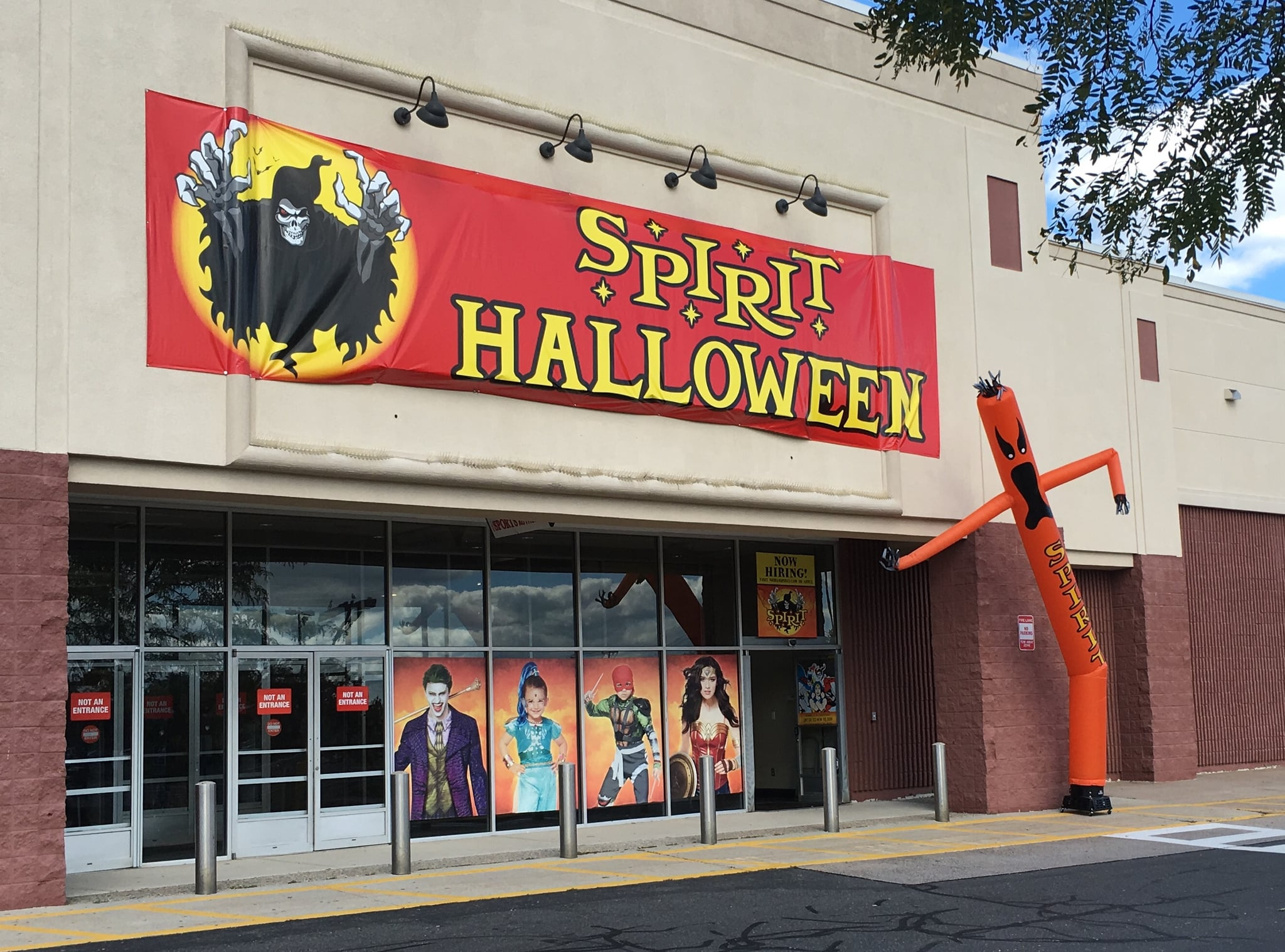 you know its halloween time when candy starts to hit the shelves and spirit halloween enters vacated strip malls the dominating costume store has served