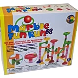 Mega Marbles Marble Fun Run 58 Piece Set