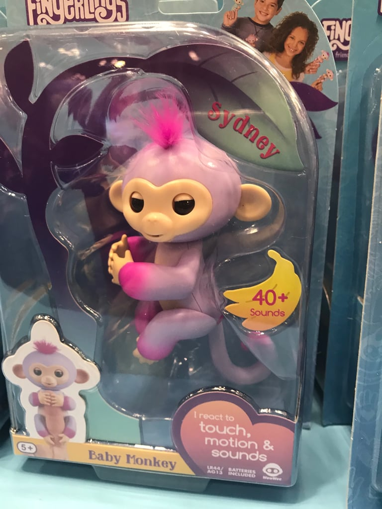 WowWee's Fingerlings Baby Monkey