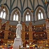 The Library of Parliament, Canada