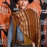 Scott Eastwood Cowboy Halloween Costume 2016