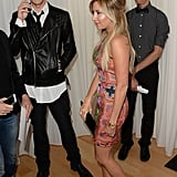 Ashley Tisdale Brings Her Big Ring — and New Fiancé — to a Stylish Summer Party
