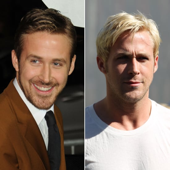 Does Ryan Look Better As A Dirty Blonde Or Bleached Babe