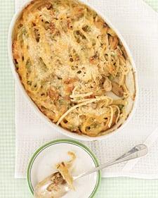 Fast & Easy Dinner: Chicken Tetrazzini