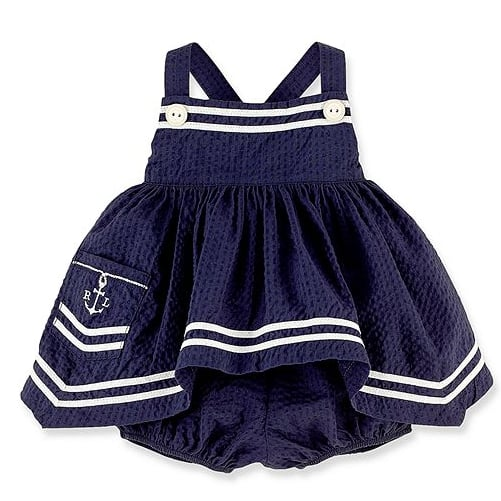 Nautical Baby Clothes