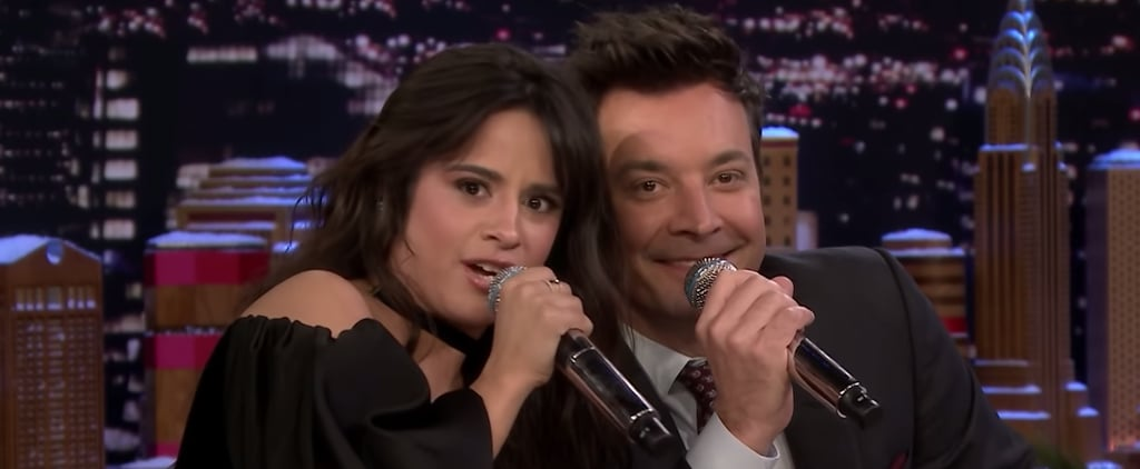 Camila Cabello Sings Google Translate Songs on Tonight Show