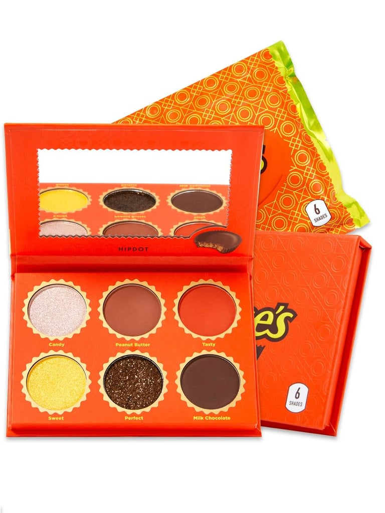 HipDot x Reese's Milk Chocolate Cup Pigment Palette