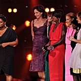 The Help Cast