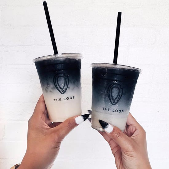 Activated Charcoal Horchata