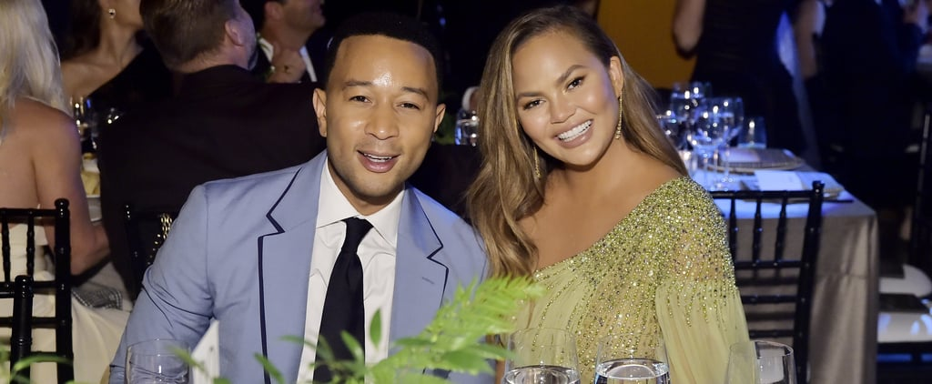 John Legend's 34th Birthday Message For Chrissy Teigen