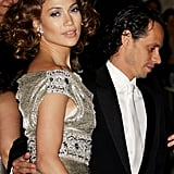 Jennifer Lopez and Marc Anthony in 2007
