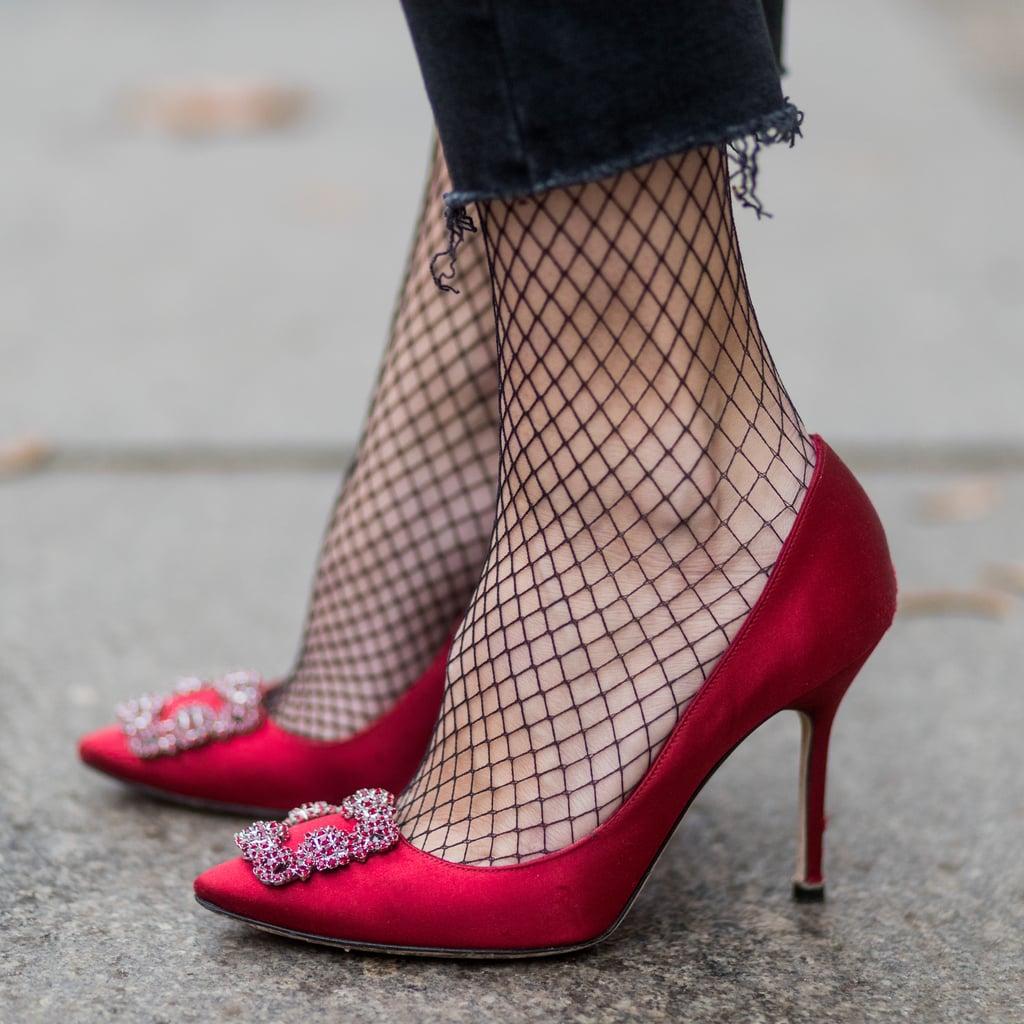 Holiday Heels 2018 | POPSUGAR Fashion