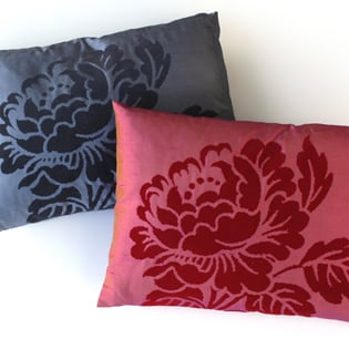 Steal of the Day: Thornback & Peel Flower Throw Pillow