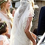 Kate Moss the Bride — A First Look at Her Zelda Fitzgerald-Inspired Galliano Dress