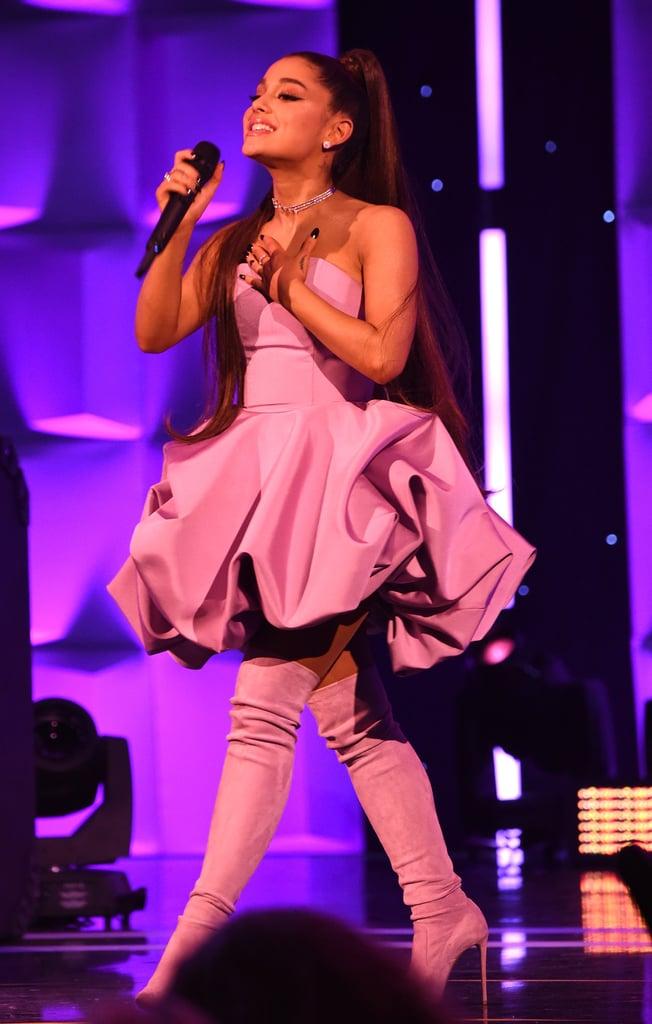 Ariana Grande S 7 Rings Tattoo Mistake Popsugar Beauty Australia