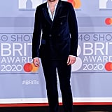 Niall Horan on the 2020 BRIT Awards Red Carpet