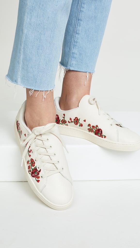 online store ad88a 3cb74 PUMA x Sue Tsai Basket Crush Sneakers | Best Summer Sneakers ...