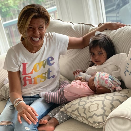 Cute Pictures of Hoda Kotb's Daughter Hope Catherine