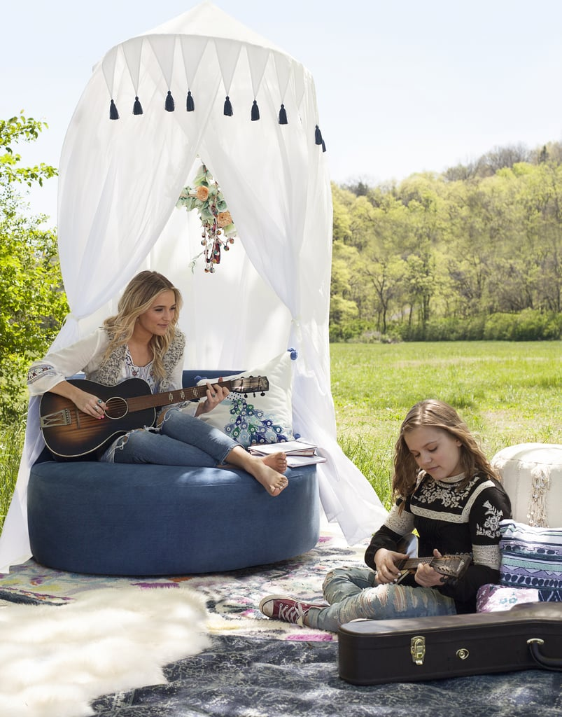 POPSUGAR Moms: Where did you each collect your inspiration for the collection from? 