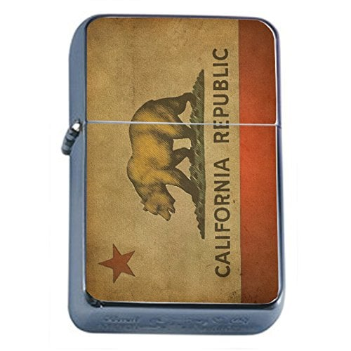 Souvenir California Lighter