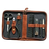 Buxton Manicure/Pedicure Grooming Kit