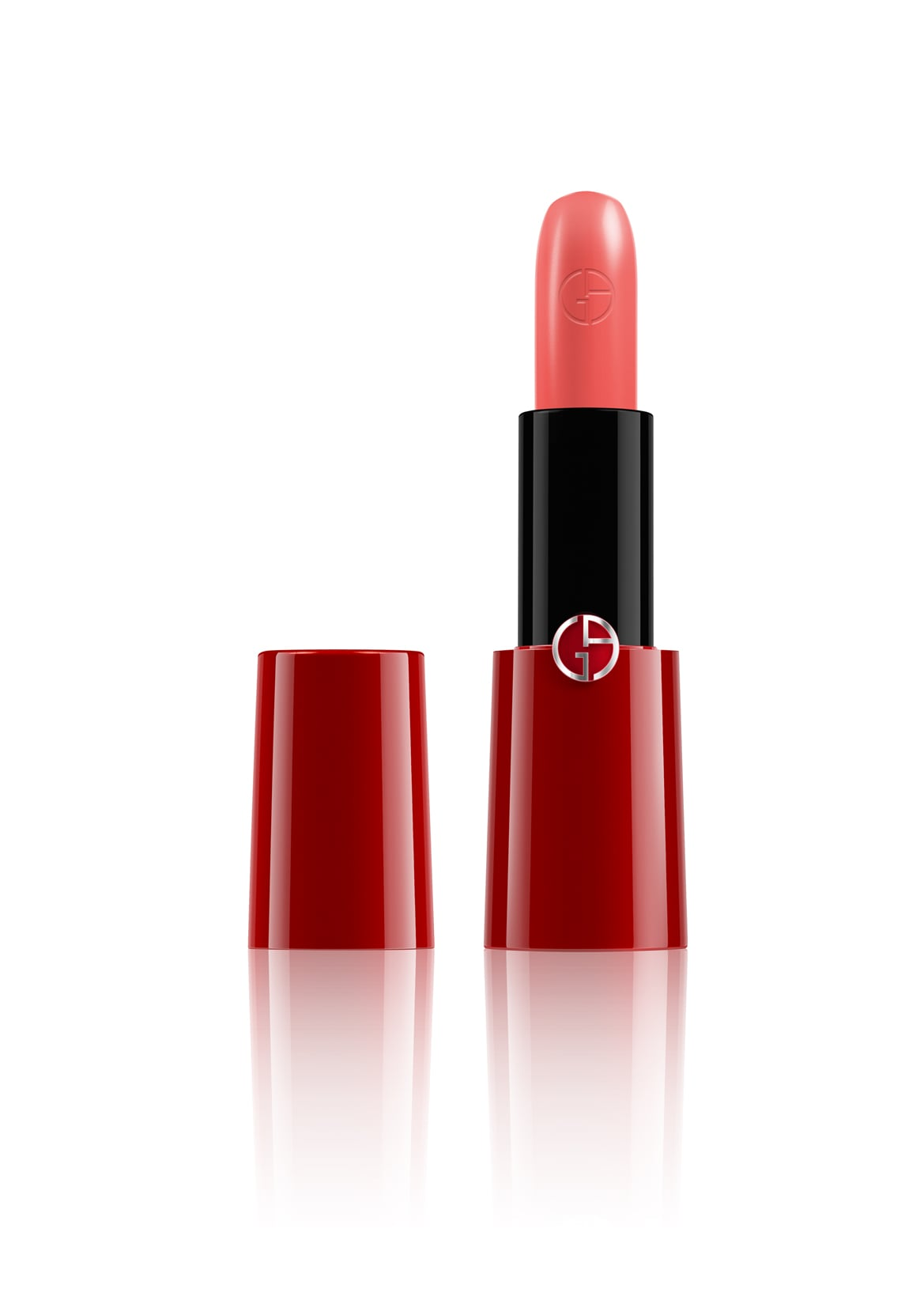 So, you think you're pretty advanced using CC creams for your face? Think again. Armani Beauty has introduced the first CC lipstick (that stands for Color & Care) with its new Rouge Ecstasy lipstick ($34). The whole 36-shade range comes in sleek magnetic tubes that close with a satisfying click, and they feel more like lip balm than the super highly pigmented lipstick that they are. Try Tokyo for a major pop! — Melissa Liebling-Goldberg, fashion and beauty director