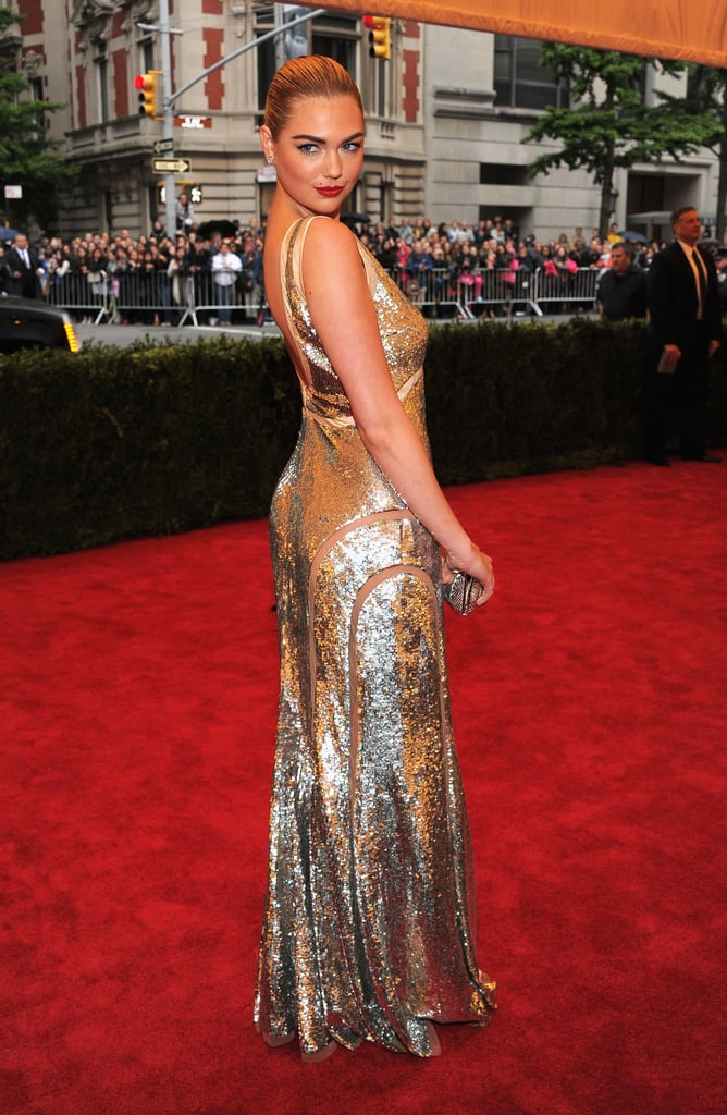 Kate Upton in Michael Kors