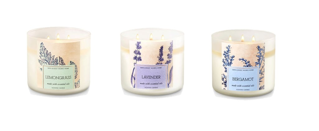 Grab Your Wallets! Bath & Body Works Now Has Natural Essential Oil Candles