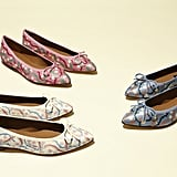 Happy Menocal For Margaux Ballet Flats