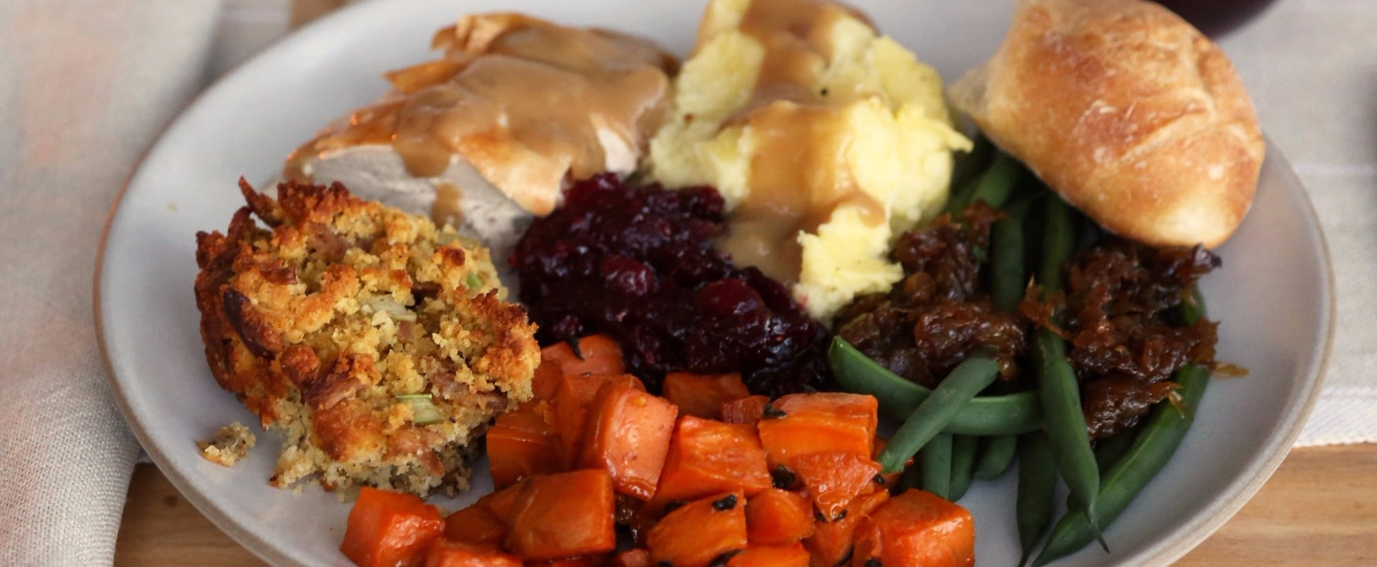 Thanksgiving Cheat Sheet: How Much Food to Make Per Person
