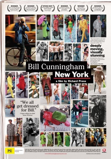 Win 1 of 10 Double Passes to See New Documentary Bill Cunningham New York!