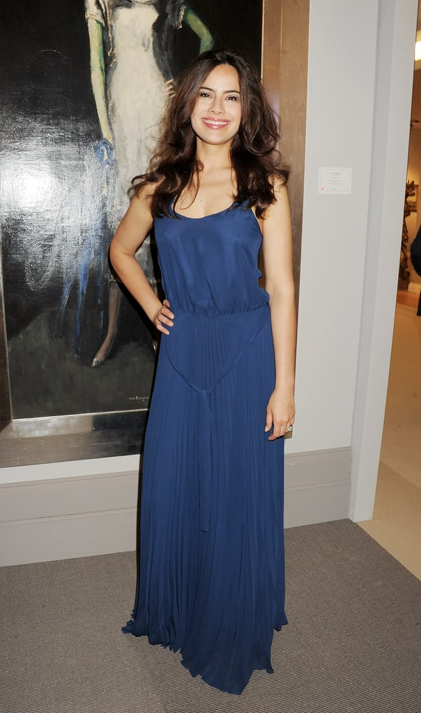 Sophie Winkleman at the Masterpiece Midsummer Party in July 2012