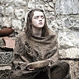 Arya Is Definitely Blind