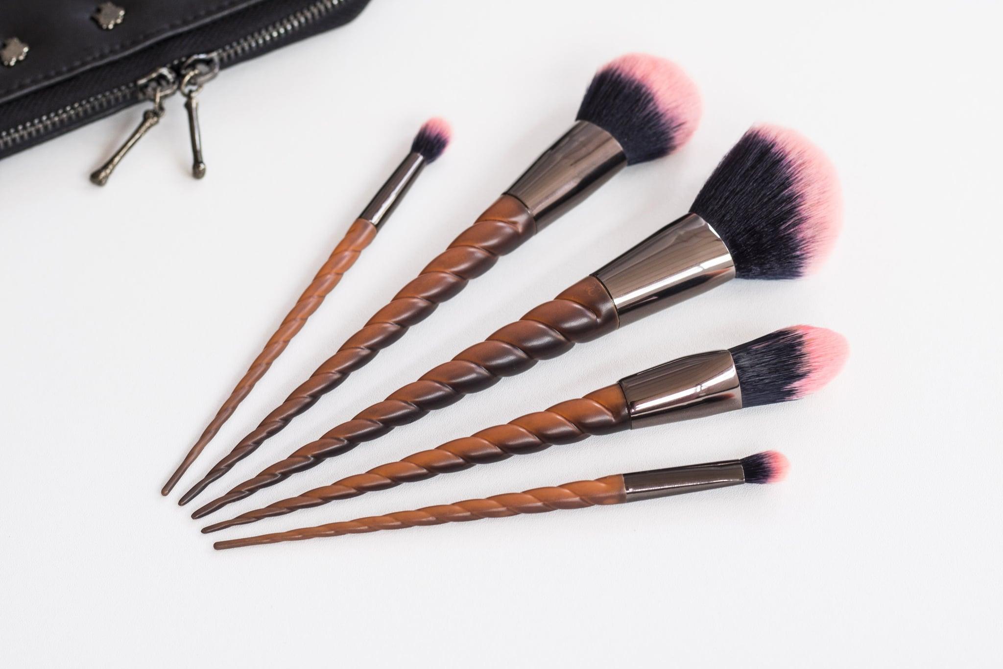 Unicorn Cosmetics Halloween Makeup Brushes | POPSUGAR ...