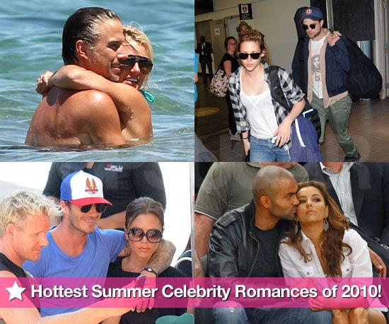 Pics: The Hottest Summer Celebrity Romances of 2010!
