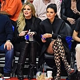 """That Time Kendall's Sophia Webster Strappy Leather Shoes Had Us Like, """"Whoa"""""""