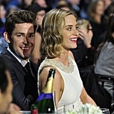 Celebrities Together at Critics' Choice Awards 2013