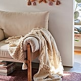 Aden Tufted Throw Blanket