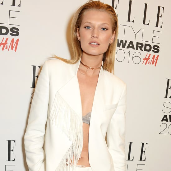 Stars bei den Elle Style Awards in London Februar 2016