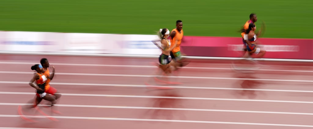Guide Runner Proposes to Partner After Paralympic 200m Race
