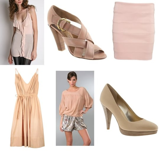 Spring Shopping: Head-To-Toe Nude