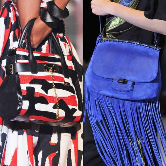 Milan Fashion Week Bags